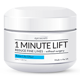 Eye Secret 1 Minute Lift Cream