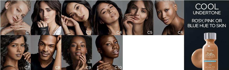Loreal Foundation Shades For Indian Skin