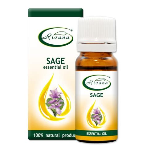 Sage essential oils